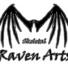 Skeletal-Raven