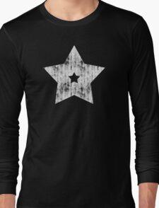Damaged Star Long Sleeve T-Shirt