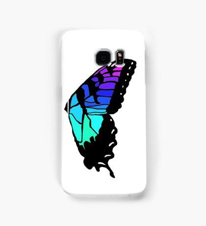 Brand new eyes' butterfly wing inspired fan art Samsung Galaxy Case/Skin