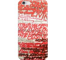 The Heat's Murder iPhone Case/Skin