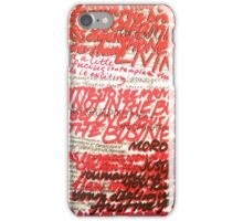 The Heat's Murder iPhone Case/Skin