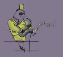 Jazz musician by bluffingpotspk