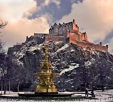 Winter Castle II by Chris Clark