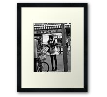 Personal Maid  Framed Print
