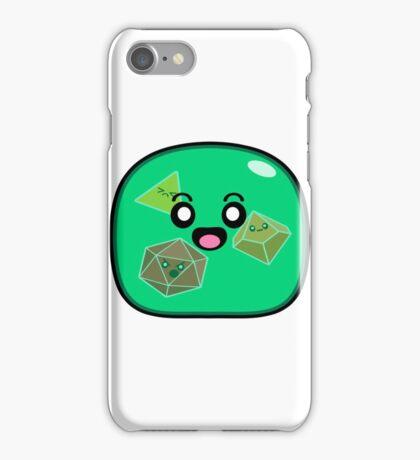 epic! Gelatinous Cube - Jelly Pattern iPhone Case/Skin