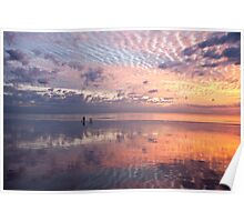 Sunset, Cable Beach, Broome  Poster