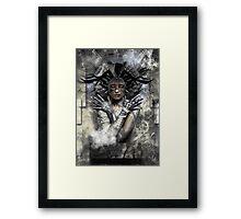 Samyama Framed Print