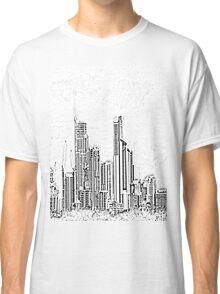 City view Classic T-Shirt