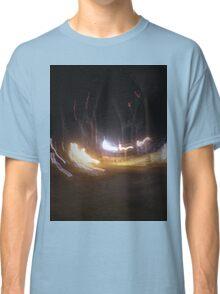 Cranes by night Classic T-Shirt