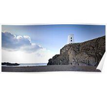 Llanddwyn Island, Lighthouse Poster