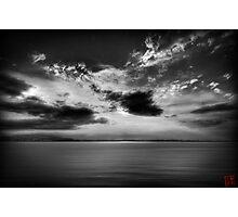 Sunset Sigh Photographic Print