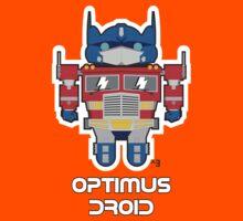 Optimus Droid Kids Clothes