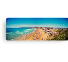 Bar Beach Canvas Print