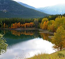 Canada Reflections by Eileen McVey