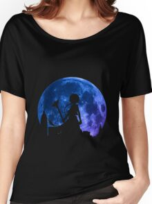 magi aladdin anime manga shirt Women's Relaxed Fit T-Shirt