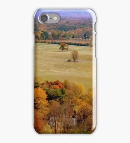 Down In The Valley  ^ iPhone Case/Skin