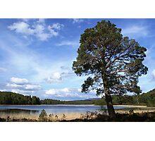 Loch Gamhna Photographic Print