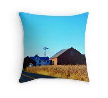 My Farm     -           Luray, Virginia Throw Pillow
