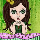 The Princess And The Pea by michellerena