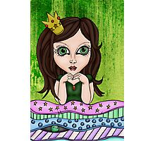 The Princess And The Pea Photographic Print