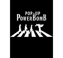 Pop - Up Powerbomb  Photographic Print