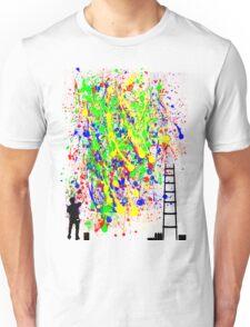 Night Artist Unisex T-Shirt