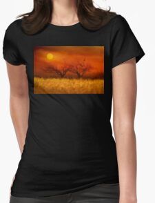 Autumn Impression Womens Fitted T-Shirt