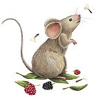 Little mouse by elisaferreira