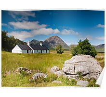 Blackrock cottage Poster