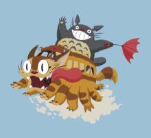 Cat Fink Bus Kids Clothes