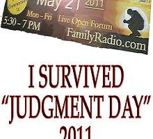Judgment Day by Darren Stein