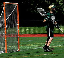 camden catholic 338 1 lacrosse comic book by crescenti