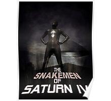 The Snakemen of Saturn IV Poster