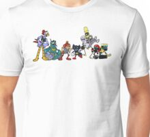 Henchbots Unisex T-Shirt