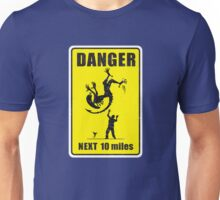 DANGER! Complicated Death Ahead Unisex T-Shirt