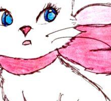 Marie Aristocats Sticker
