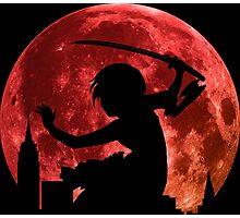 blood+ saya anime manga shirt Photographic Print