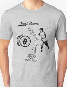 Yogi Berra RIP bl T-Shirt