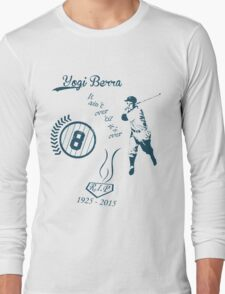 Yogi Berra RIP Long Sleeve T-Shirt