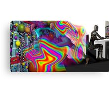 The Portal At Work Canvas Print