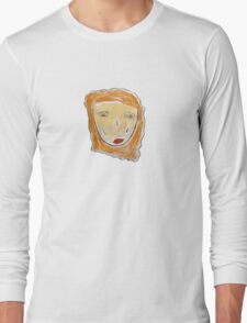 Red-Haired Girl Tee T-Shirt