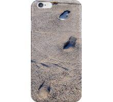 Footsteps iPhone Case/Skin
