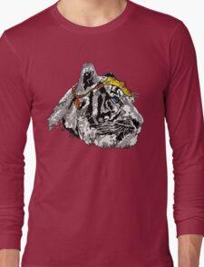 Shangri-La Tiger Graphic Illustration, Far Cry  Long Sleeve T-Shirt