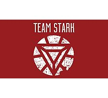 Team Stark - Civil War Photographic Print
