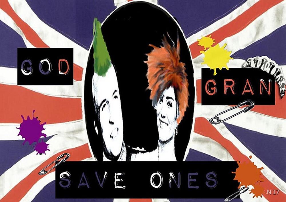 God Save One's Grandma by rettop70