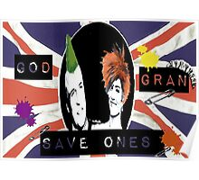 God Save One's Grandma Poster
