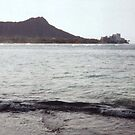 Waikiki Beach by Bearie23