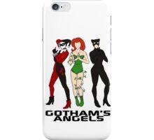 Gotham's Angels iPhone Case/Skin