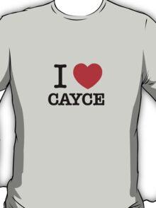 I Love CAYCE T-Shirt