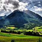 National Park Berchtesgaden by Daidalos